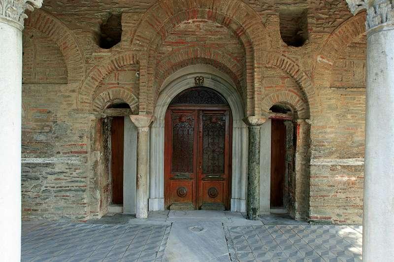 Thessaloniki / Ano Poli / Vlatadon monastery